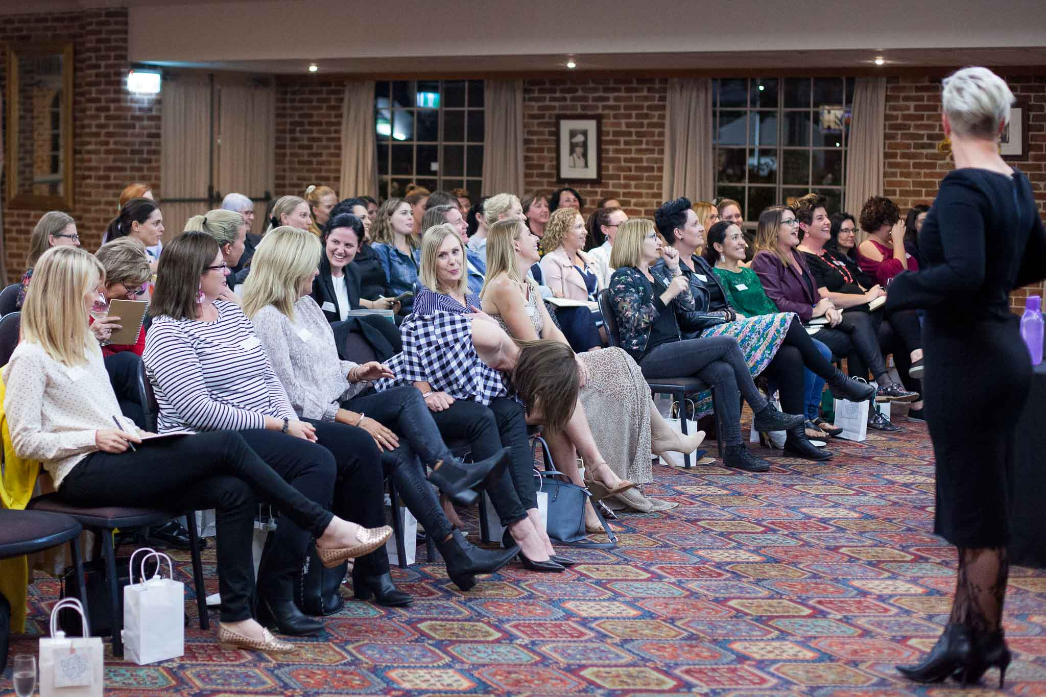 GWIB Workshop with Shekan - https://www.griffithwomeninbusiness.org/wp-content/uploads/2019/05/Griffith-Women-in-Business-GWIB-Workshop-SheKan-WEB-7195.jpg