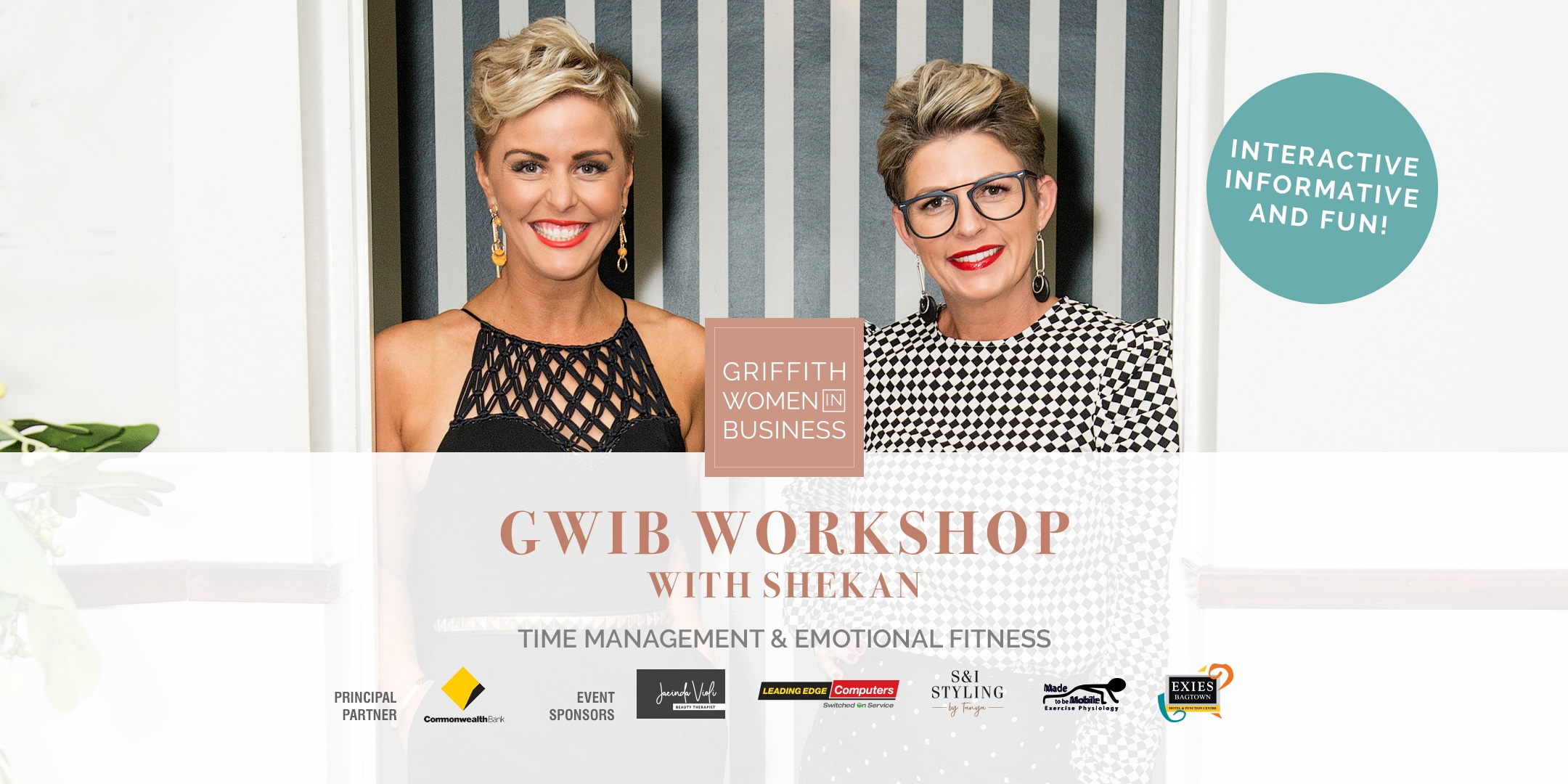 GWIB Workshop with Shekan |