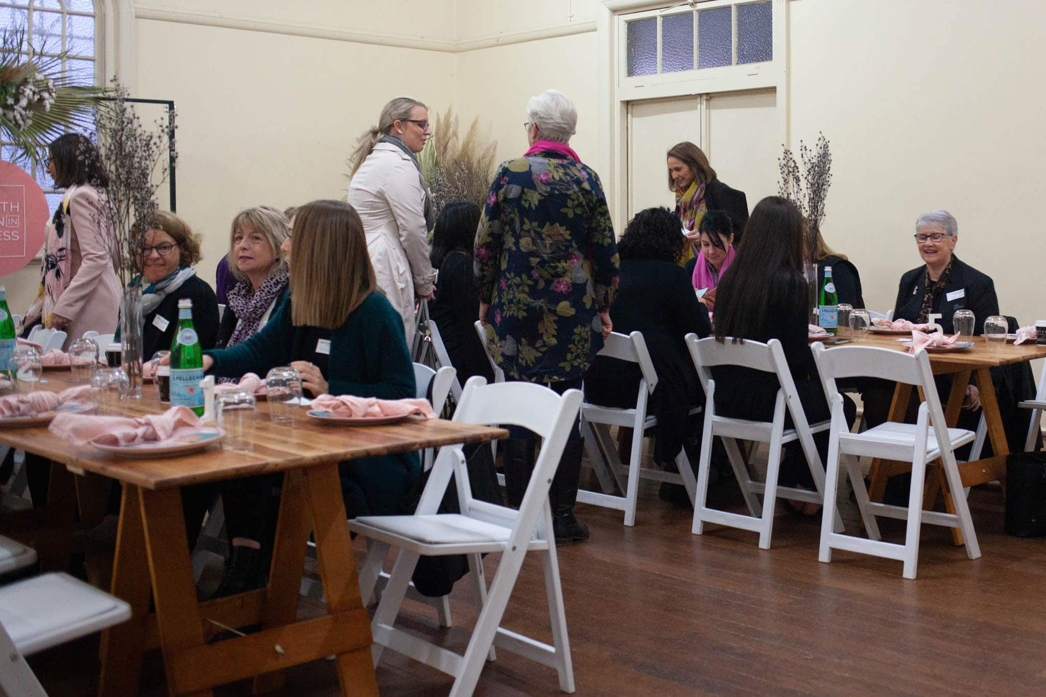 Members & Friends Breakfast - https://www.griffithwomeninbusiness.org/wp-content/uploads/2019/06/Griffith-Women-in-Business-GWIB-Members-and-Friends-Breakfast-WEB-7647.jpg