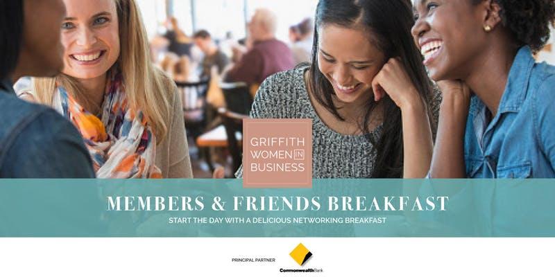 Members & Friends Breakfast -