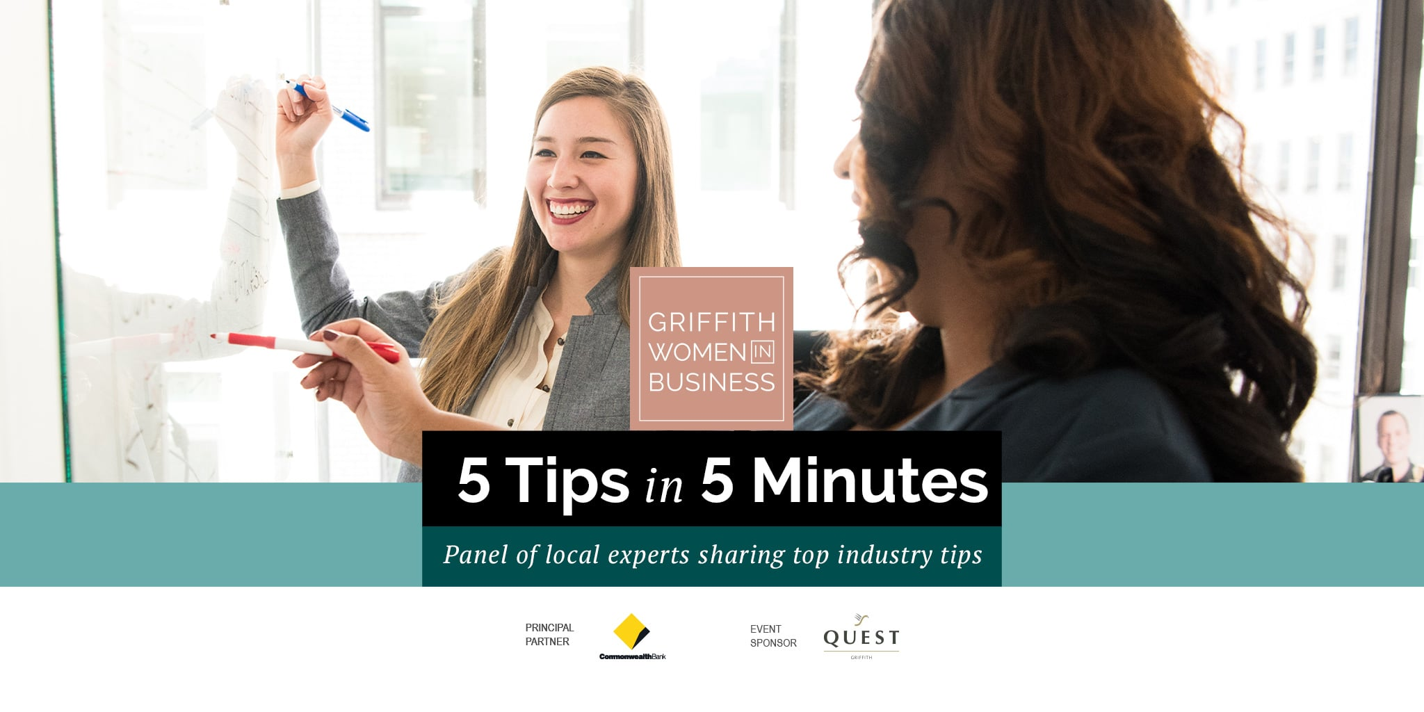 GWIB Presents 5 Tips in 5 Minutes |