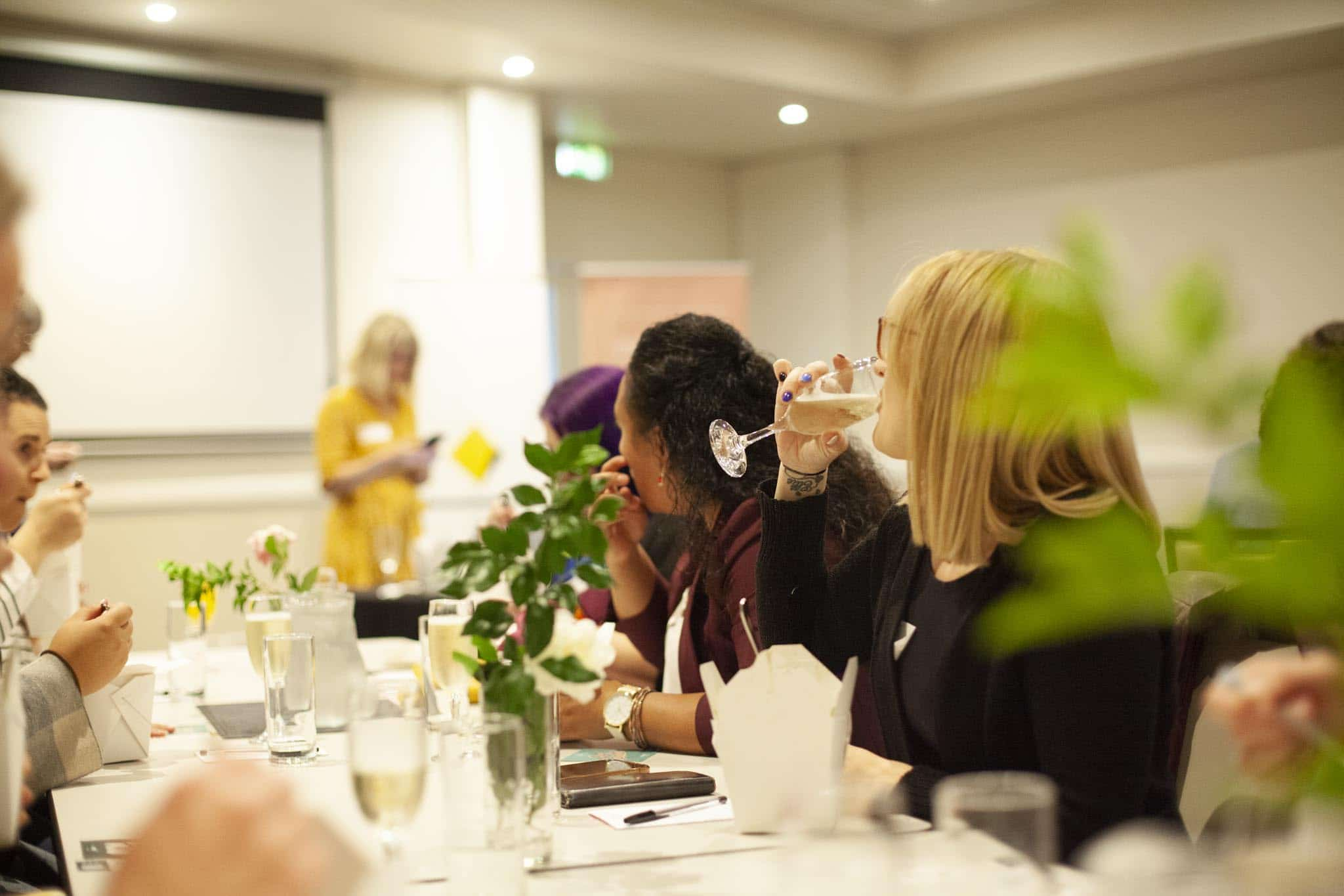 Speed Networking & New Program Launch - https://www.griffithwomeninbusiness.org/wp-content/uploads/2021/06/GWIB-Speed-Networking-2021-IMG_0897-2048px.jpg