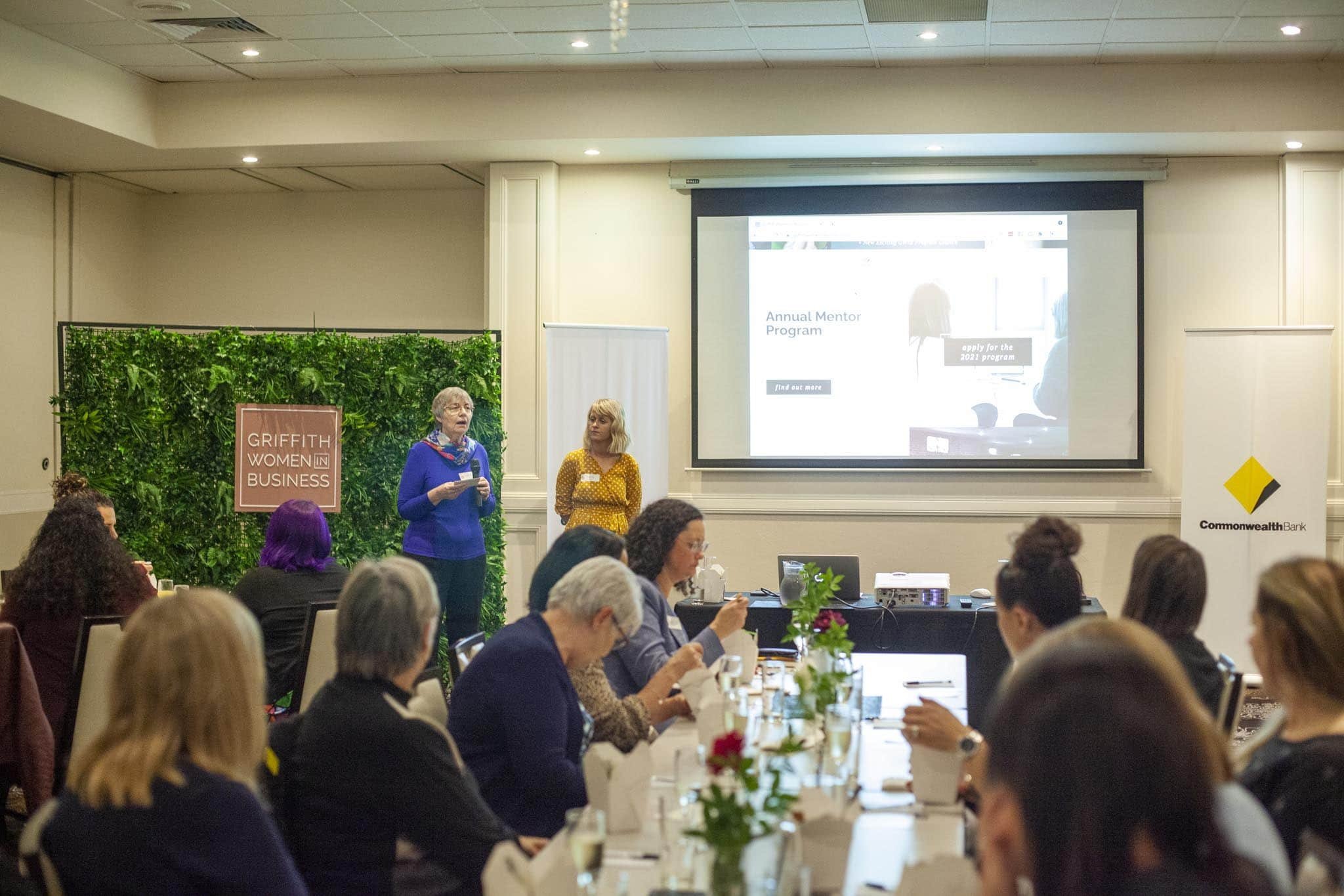 Speed Networking & New Program Launch - https://www.griffithwomeninbusiness.org/wp-content/uploads/2021/06/GWIB-Speed-Networking-2021-IMG_0906-2048px.jpg