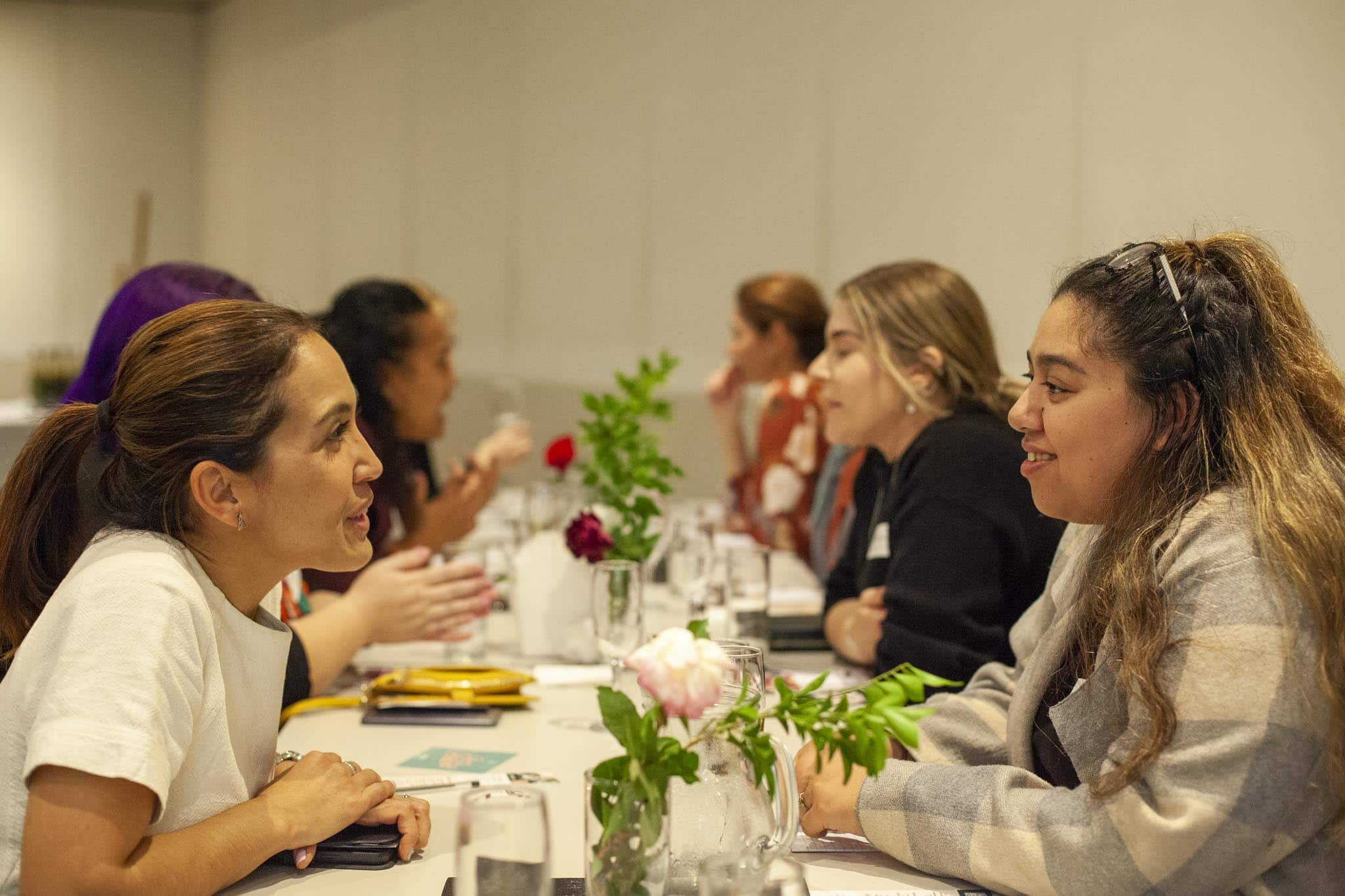 Speed Networking & New Program Launch - https://www.griffithwomeninbusiness.org/wp-content/uploads/2021/06/GWIB-Speed-Networking-2021-IMG_0909-2048px.jpg