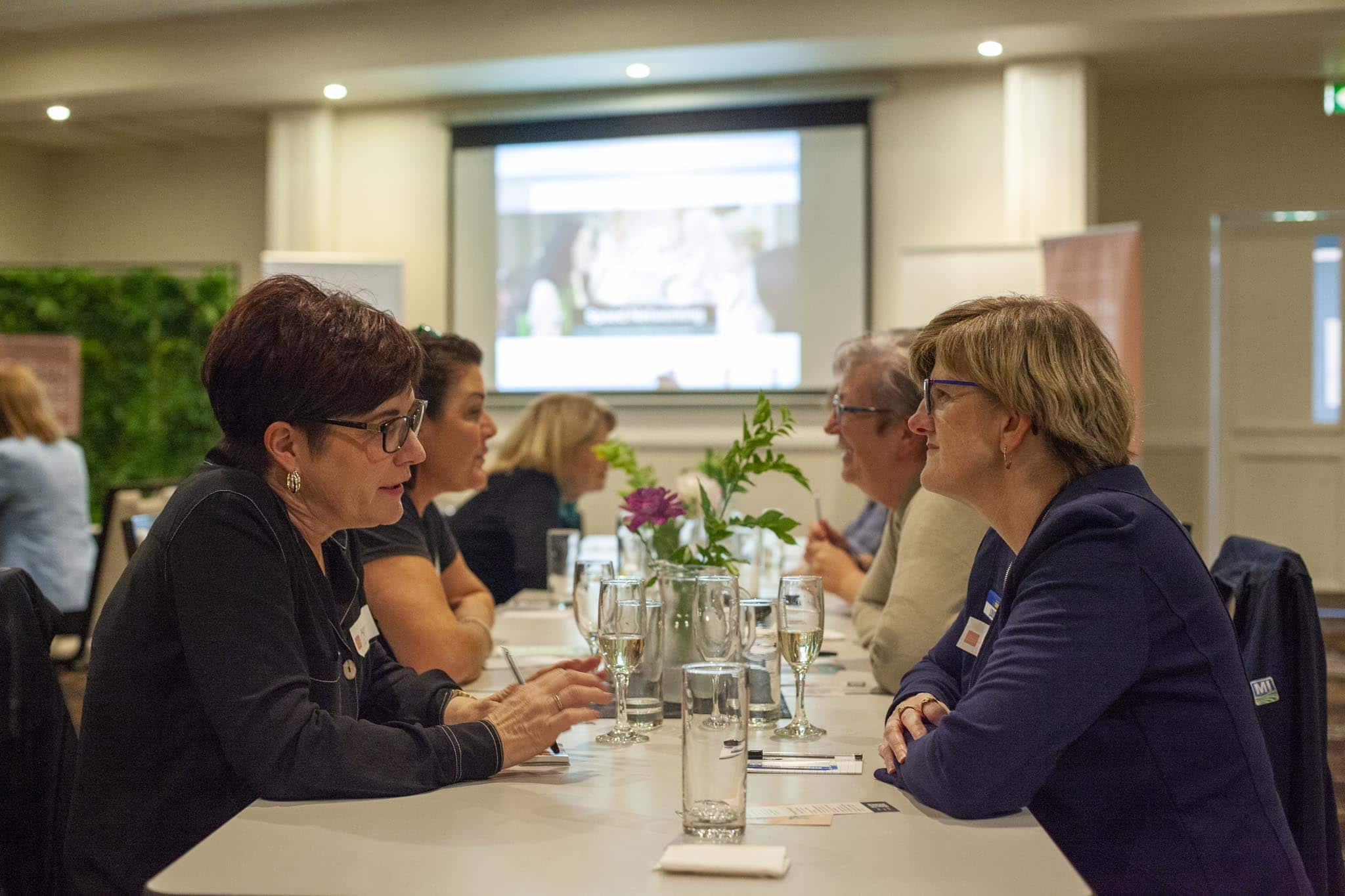 Speed Networking & New Program Launch - https://www.griffithwomeninbusiness.org/wp-content/uploads/2021/06/GWIB-Speed-Networking-2021-IMG_0914-2048px.jpg